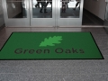 hotel entrance Logo mat