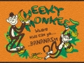 10 cheeky monkeys logo mat