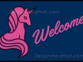 unicorn-welcome-floor-mat