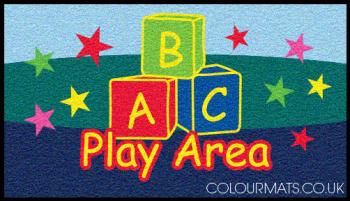 school logo mats