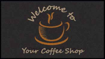 coffee doormat